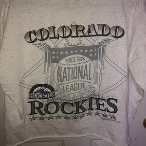 Vintage Colorado Rockies T shirt